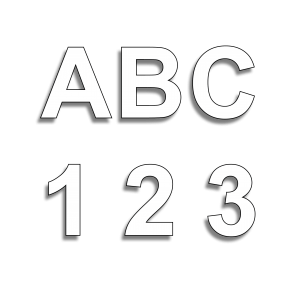 DECAL Letter_Numbers