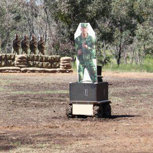 SOCK Deployable Range and Robot