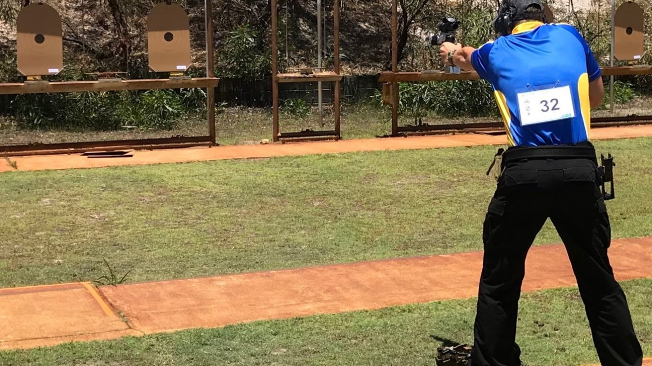 ATS Shooters win NSW State Action Pistol Championships