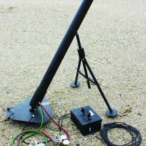 mortor sound gun